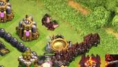Hog rider attack