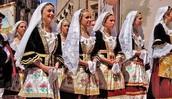 Italy's Festival Clothing