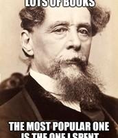 Charles Dickens meme