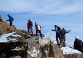 Cool, Mountain Climbing!