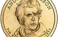 the Jackson coin