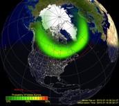 Can we predict the Aurora Borealis