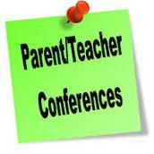 Conferencia entre los padres y los maestros y días de salida temprana