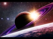 Pretty Saturn