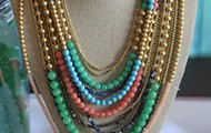 the Zahara Bib Necklace?