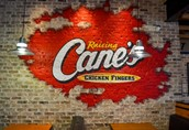 Join our fundraiser at Raising Canes's!