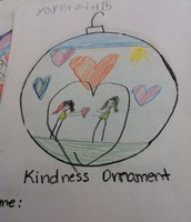 Kindness Ornament 1