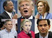 (Almost) Anyone can run for president