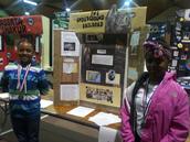 KayNeia Erby and Issatu Conteh, Ohio's Underground Railroad