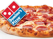 Domino's pizza has the best pizza in the world!!!!