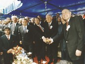 The presidents of Turkey Political