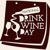 February 18 - National Drink Wine Day