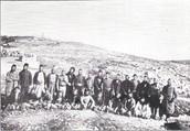 חברי הישוב היהודי בירושלים