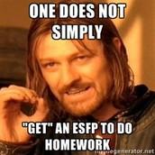 ESFP Lord!