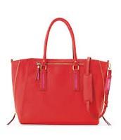 Madison Tech Bag-Poppy (brand new)