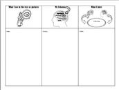 2nd-4th Grade Graphic Organizer