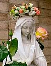 Honoring our Blessed Mother Mary