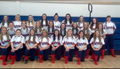 2014-2015 Softball Team