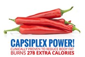 What are the Capsiplex Sport Ingredients?