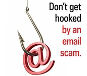 """Don't get """"hooked."""""""