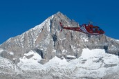 Air Zermatt Sight-Seeing and Airport Delivery to Bern