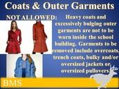 COATS & OUTER GARMENTS