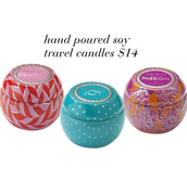 Soy based Candles
