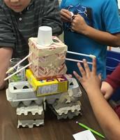 An Artistic Robot Organizer!
