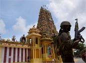 Soldier in Jaffna