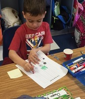 Sorting and graphing coins...