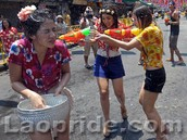 Water Gun Attack