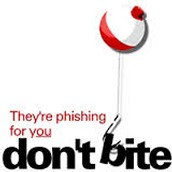 Phishers are on a fishing trip... for your credit card number.