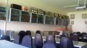 The scientific laboratory