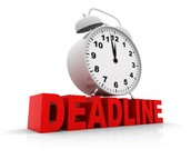 Upcoming Scholarship Deadlines