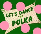 the polka dance