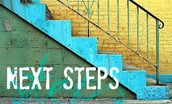 Next Steps for 2015-2016