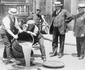Prohibition sweeps the state!