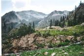 Mountain Trail Climbing
