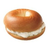 Our classic bagel.