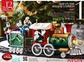 Disney Train Set