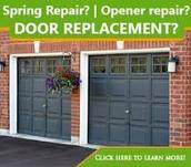 garage door repair menlo park