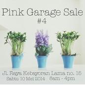 Pink Garage Sale ke #4 hadir kembali