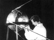 The First Satellite in Orbit - 1957