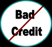 Lower than 630: Bad Credit