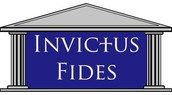 Sponsored By Invictus Fides Speech and Debate Club