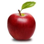 Cuando yo era joven comía la manzana.