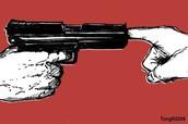 Hillary Clinton is against Gun control