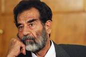 Saddam Hussein, 1990