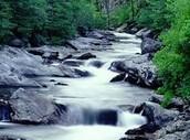 The River by Ralf Waldo Emerson