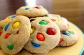 Cookies till your hearts content